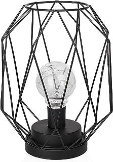 Smartwares IDE-60007 Lámpara de mesa, bombilla LED, Alimentada con pilas