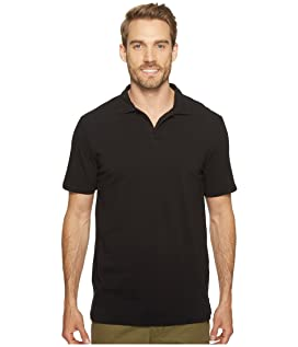 Pescadero Short Sleeve Johnny Collar Polo