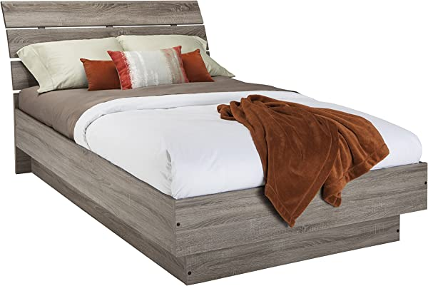 Tvilum 76200 14cj Scottsdale Bed With With Slats Full Truffle