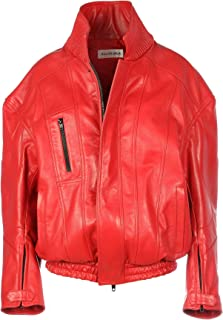 Luxury Fashion Womens 595969TGS046400R Red Outerwear Jacket | Fall Winter 19