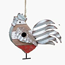 Your Heart's Delight Your Rooster Birdhouse, Multi