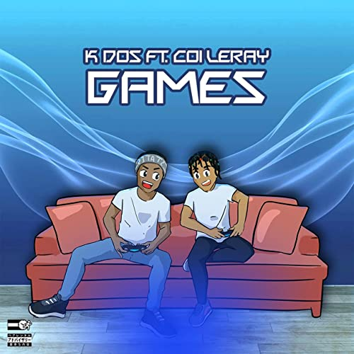 Games (feat. Coi Leray) [Explicit] by K Dos on Amazon Music ...