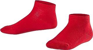 FALKE Unisex Kids Family Trainer Socks Cotton Black Grey More Colours Thin Ankle Socks For Boys Or Girls All Seasons Class...