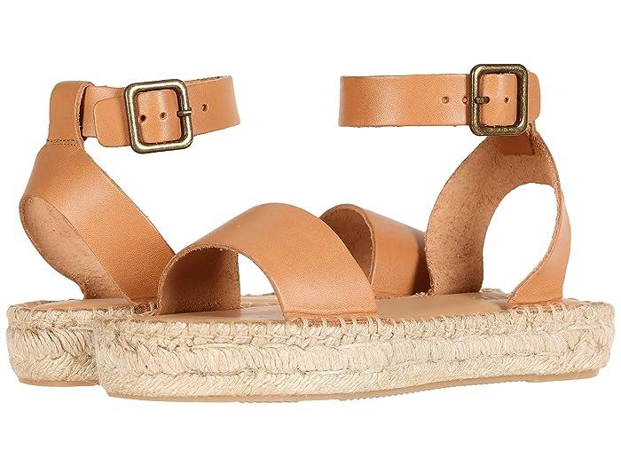 60s Shoes, Boots Soludos Cadiz Sandal Nude Womens Sandals $49.97 AT vintagedancer.com