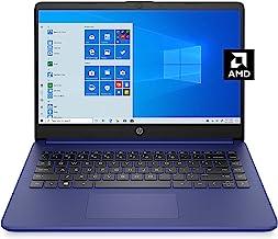 HP 14 Laptop, AMD 3020e, 4 GB RAM, 64 GB eMMC Storage, 14-inch HD Display, Windows 10 Home in S...
