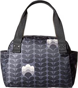 Orla Kiely - Buttercup Stem Printed Zip Handbag