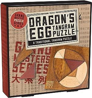 Professor Puzzle Dragon's Egg Tangram