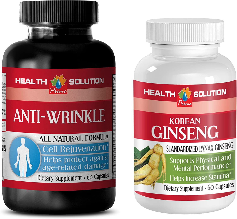 Testosterone Booster Cash special Gorgeous price libido and Strength Anti WRINKEL Korean -