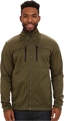 UA Coldgear Infrared Softershell Jacket