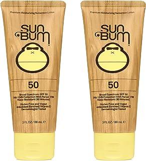 Sun Bum Sun Bum Original Spf 50 Sunscreen Lotion Vegan and Reef Friendly (octinoxate & Oxybenzone Free) Broad Spectrum Moi...