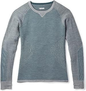 smartwool dacono ski full-zip sweater - women's