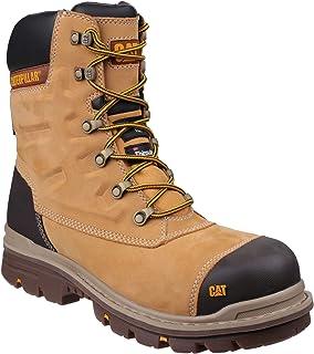 Caterpillar Premier 8 WR TX CT S3 HRO SRC, Zapatos de Seguri