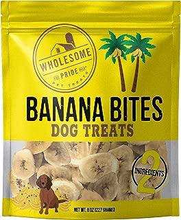 banana bites dog treats