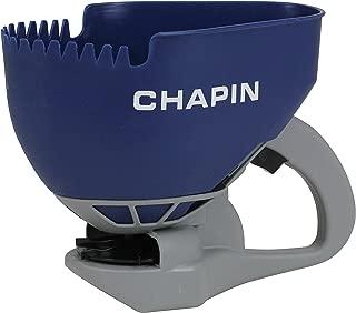 Chapin International 8705A Chapin 1.6L/.4 gal Hand Crank Salt, Blue