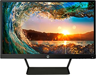 HP Pavilion 22cwa 21.5-Inch Full HD 1080p IPS LED Monitor, Tilt, VGA and HDMI (T4Q59AA) - Black