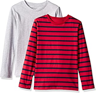 Boy's 2-Pack Long-Sleeve Tees