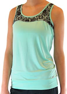 Alex + Abby Women's Lace Tank
