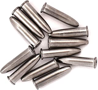 STEELWORX 22 LR Steel Snap Caps Dummy Rounds (12 Pack)