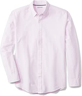 Amazon Essentials Men's Regular-Fit Long-Sleeve Oxford Shirt