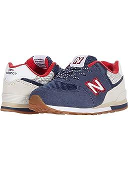 Balance Kids Navy Shoes + FREE SHIPPING