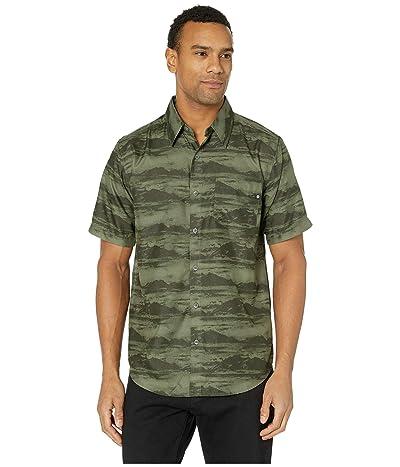 Marmot Syrocco Short Sleeve Shirt (Crocodile Mountains) Men