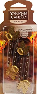 Yankee Candle Autumn Wreath Car Vent Stick, Food & Spice Scent