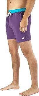 Men's Swim Trunks - Retro Quick Dry - Swimming Trunks for Men - Beach Swim Shorts