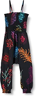 Desigual Girl Woven Overall Trousers