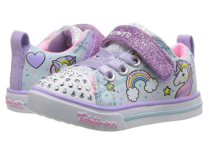 Twinkle Toes Sparkle Lite Unicorn Craze 10988N Lights (Toddler)