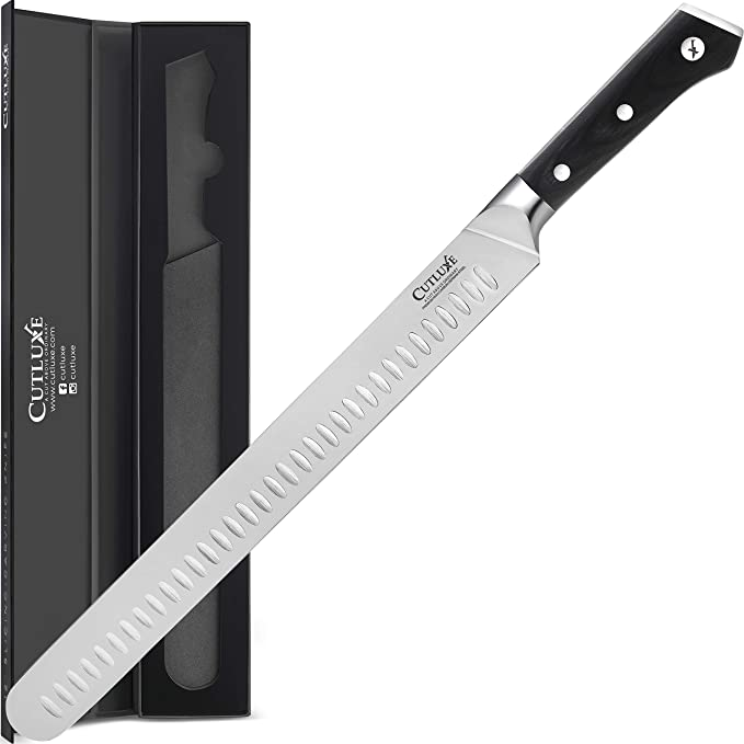 Cutluxe Slicing Carving Knife - Best Performance