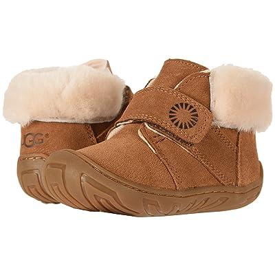 UGG Kids Jorgen (Toddler) (Chestnut) Boys Shoes