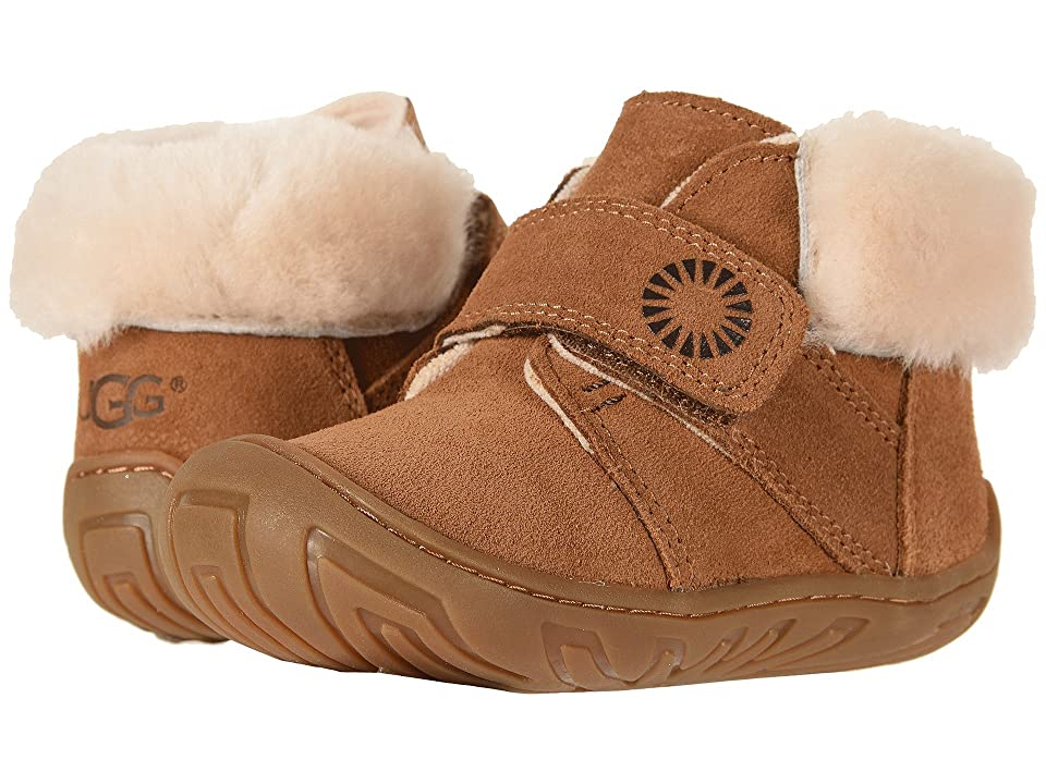 UGG Kids Jorgen (Toddler) (Chestnut) Boys Shoes