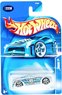 Mattel Hot Wheels 2003 1:64 Scale Roll Patrol Silver & Blue Nissan Z Sheriff Brown Die Cast Police Car #220