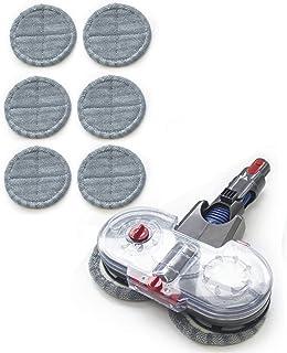 AICONEZ Electric Wet & Dry Mop Head for Dyson V7, V8, V10, V11, V11 Outsize Wireless Vacuum Cleaner Head Floor Brush Repla...