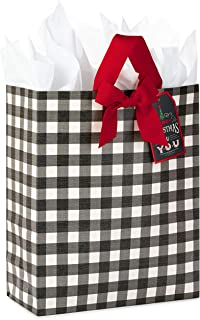 Best red buffalo plaid wrapping paper Reviews