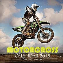 Best dirt bike calendar 2018 Reviews