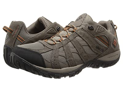Columbia Redmondtm Waterproof (Pebble/Dark Ginger) Men