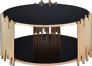 میز قهوه ACME Tanquin - - طلایی