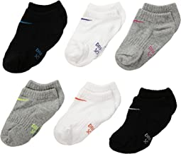 Lightweight Dri-FIT™ Low 6-Pair Pack  (Toddler)