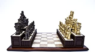 Law Chess Set Gift for Lawyers