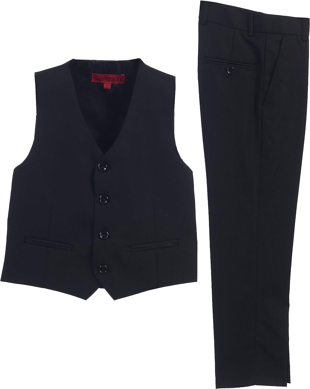 Gioberti Boy's Max Ranking TOP4 59% OFF Formal Suit Set