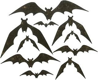 Sizzix 664203 Bat Crazy by Tim Holtz Dies