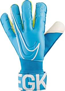 Nike Grip3 - Guantes de Portero, Color Azul y Blanco