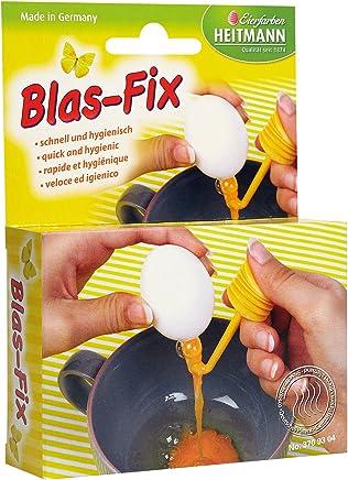 Heitmann Blas-Fix - schnell & hygienisch - Auspump- und Reinigungsgerät - Bohren, Pumpen, Spülen - für ausgeblasene Eier
