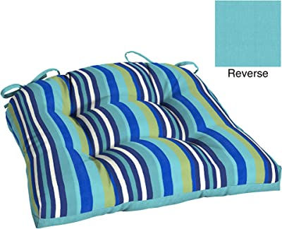 Amazon Com Rsh Decor Sunbrella Seville Seaside Wicker Chair