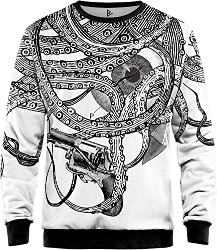 BFaiblehammer - Sweat-Shirt Homme - Tentacles SWT