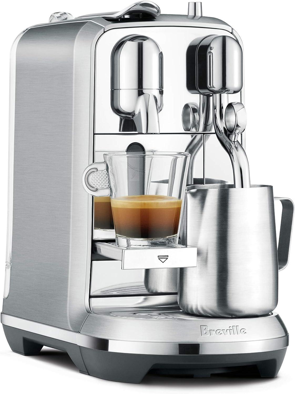 Nespresso BNE800BSS Creatista Columbus Mall Plus Breville by Ranking TOP8 Espresso Machine