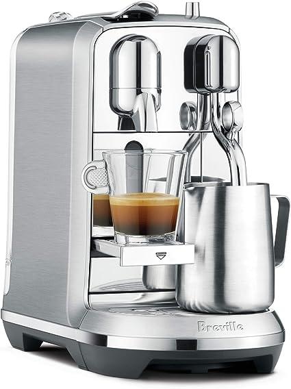 Breville Nespresso Creatista Plus Coffee