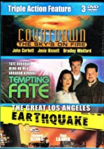 Triple Action Feature: (Countdown / Tempting Fate / The Great Los Angeles Earth Quake)