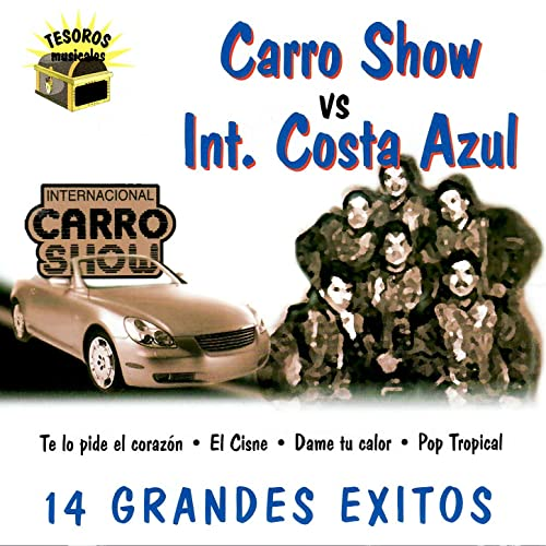 Carro Show vs. Int. Costa Azul by Costa Azul Carro Show on Amazon Music - Amazon.com